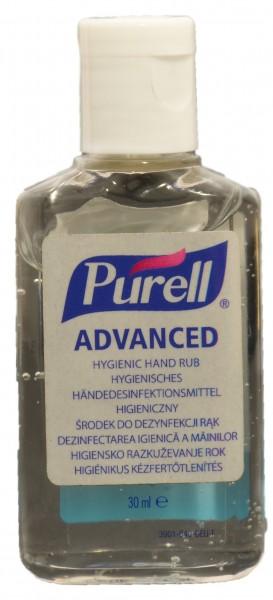 Purell Advanced Händedesinfektionsmittel 30 ml Flasche
