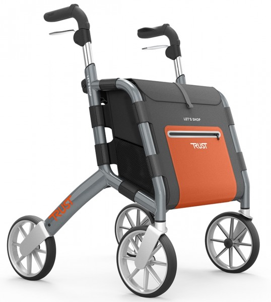 TrustCare Rollator Let's Shop