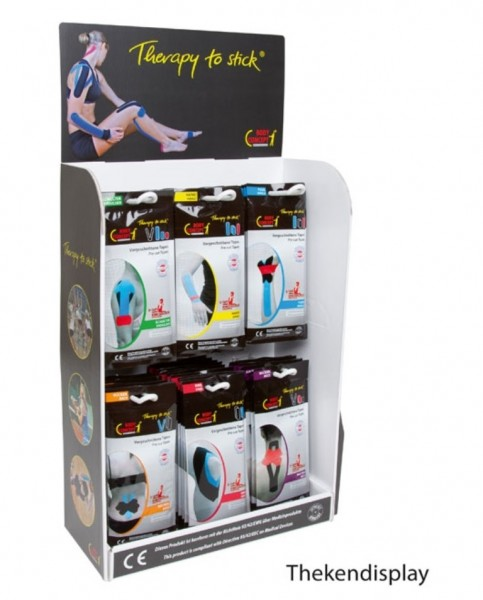 Body Concept Kinesiologie D-Tape