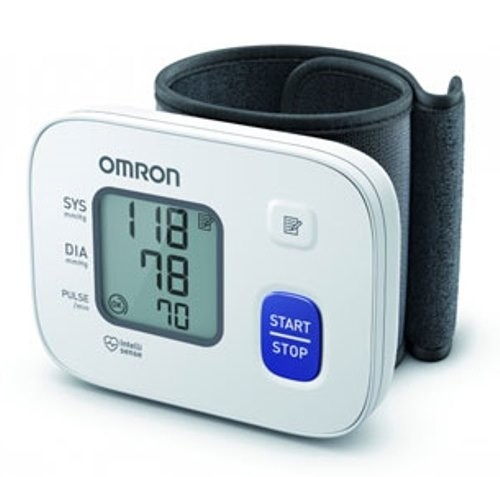 OMRON Handgelenk-Blutdruckmessgerät RS2