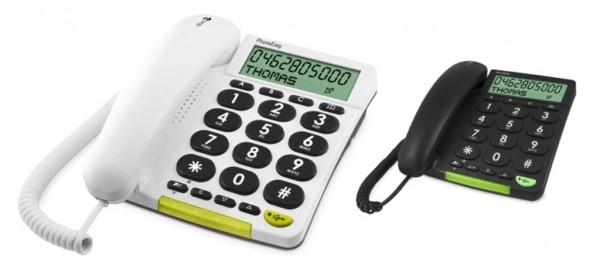 Doro Großtastentelefon PhoneEasy 312cs